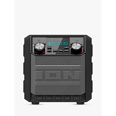 Image of ION Tailgater GO Splash-Resistant Bluetooth NFC Portable Speaker