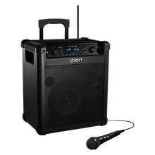 Buy ION Block Rocker iPA76C Portable Speakers with WiFi & FM/AM Radio Online at johnlewis.com