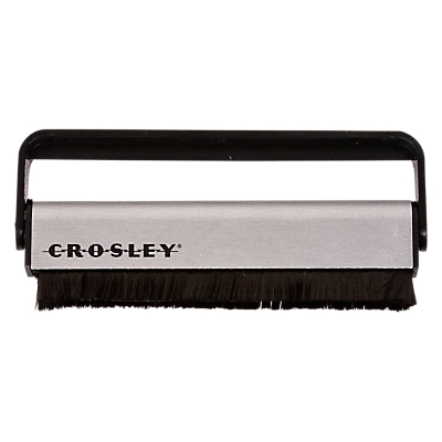 Crosley Record Felt Cleaning Brush, Paprika