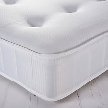 Buy John Lewis Essentials Collection 1200 Pocket Spring Mattress, Single Online at johnlewis.com