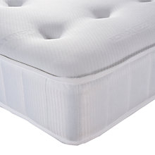 Buy John Lewis Essentials Collection 1200 Pocket Spring Mattress, Double Online at johnlewis.com