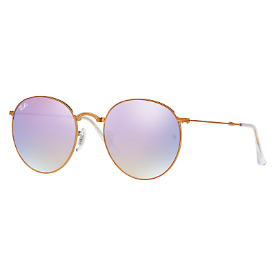Unique Retro Vintage Style Sunglasses & Eyeglasses Ray-Ban RB3532 Folding Round Sunglasses £150.40 AT vintagedancer.com