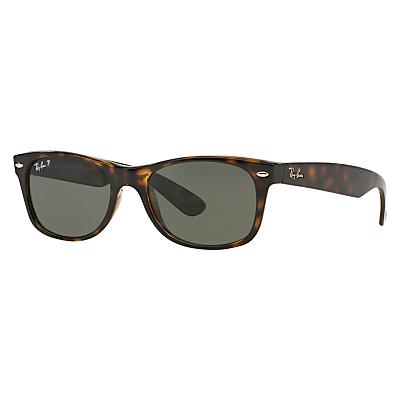 Ray-Ban RB2132 Men's New Wayfarer Polarised Sunglasses