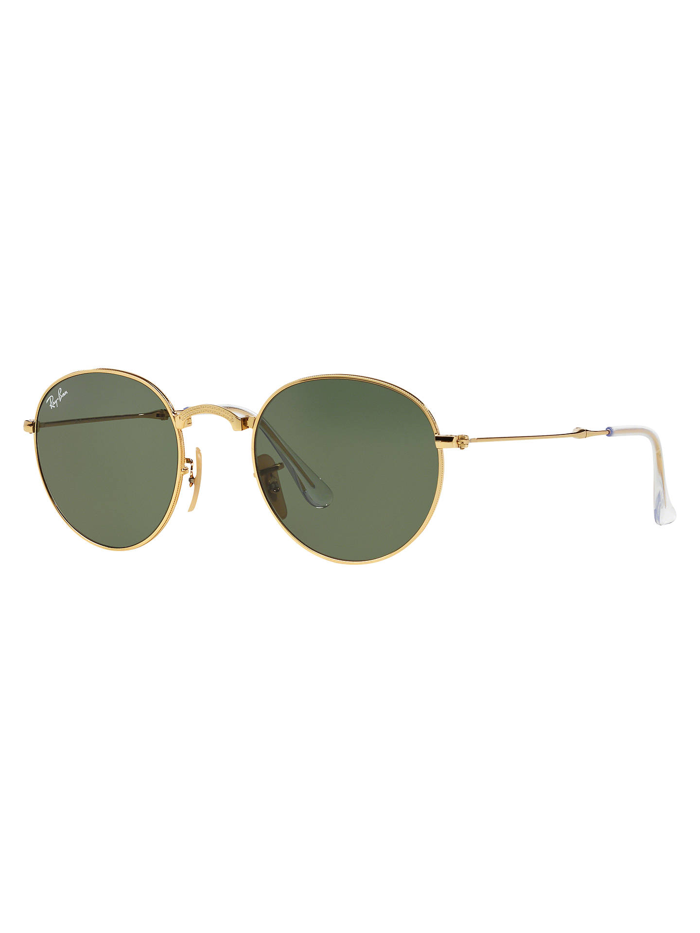 1094a318d2 Buy Ray-Ban RB3532 Round Metal Folding Sunglasses