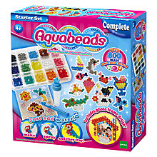 Buy Aquabeads Starter Set Online at johnlewis.com