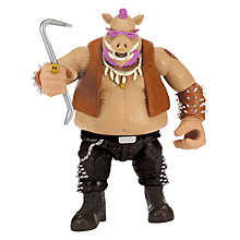 Buy Teenage Mutant Ninja Turtles 2: Out of the Shadows Bebop Deluxe Action Figure Online at johnlewis.com