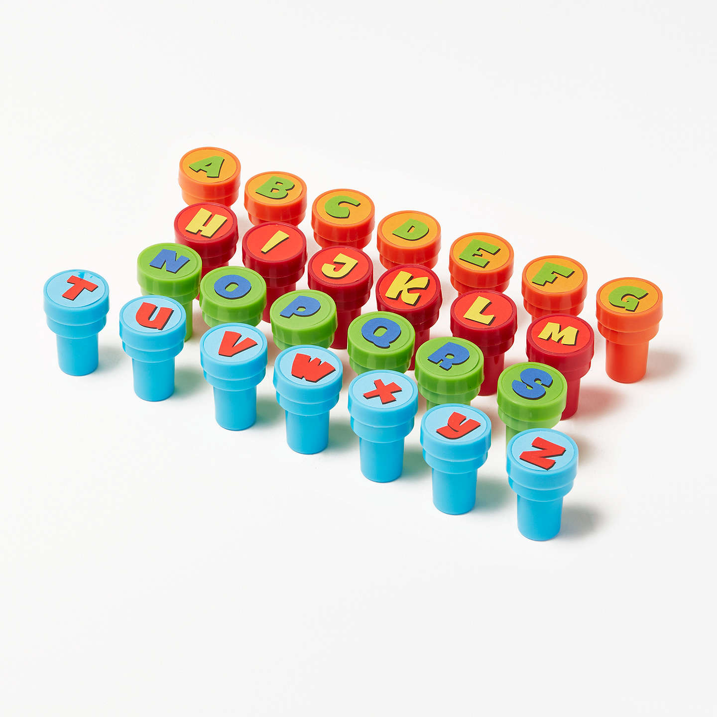 BuyJohn Lewis Alphabet Stampers Online at johnlewis.com