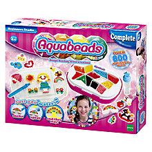 Buy Aqubeads Artists Beginners Studio Online at johnlewis.com
