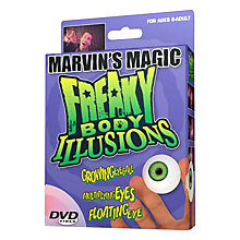 Buy Marvin's Magic Freaky Body Illusions Pack 1 Online at johnlewis.com