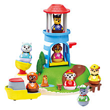 Buy Paw Patrol Weebles Seal Island Online at johnlewis.com