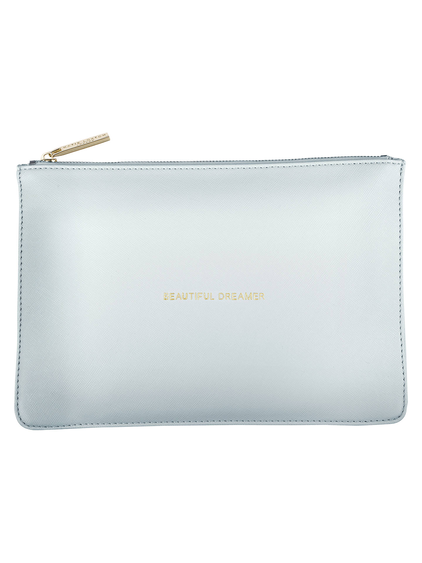 Buy Katie Loxton The Perfect Pouch 'Beautiful Dreamer', Blue Online at johnlewis.com