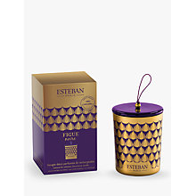 Buy Esteban Decorative Scented Candle Online at johnlewis.com