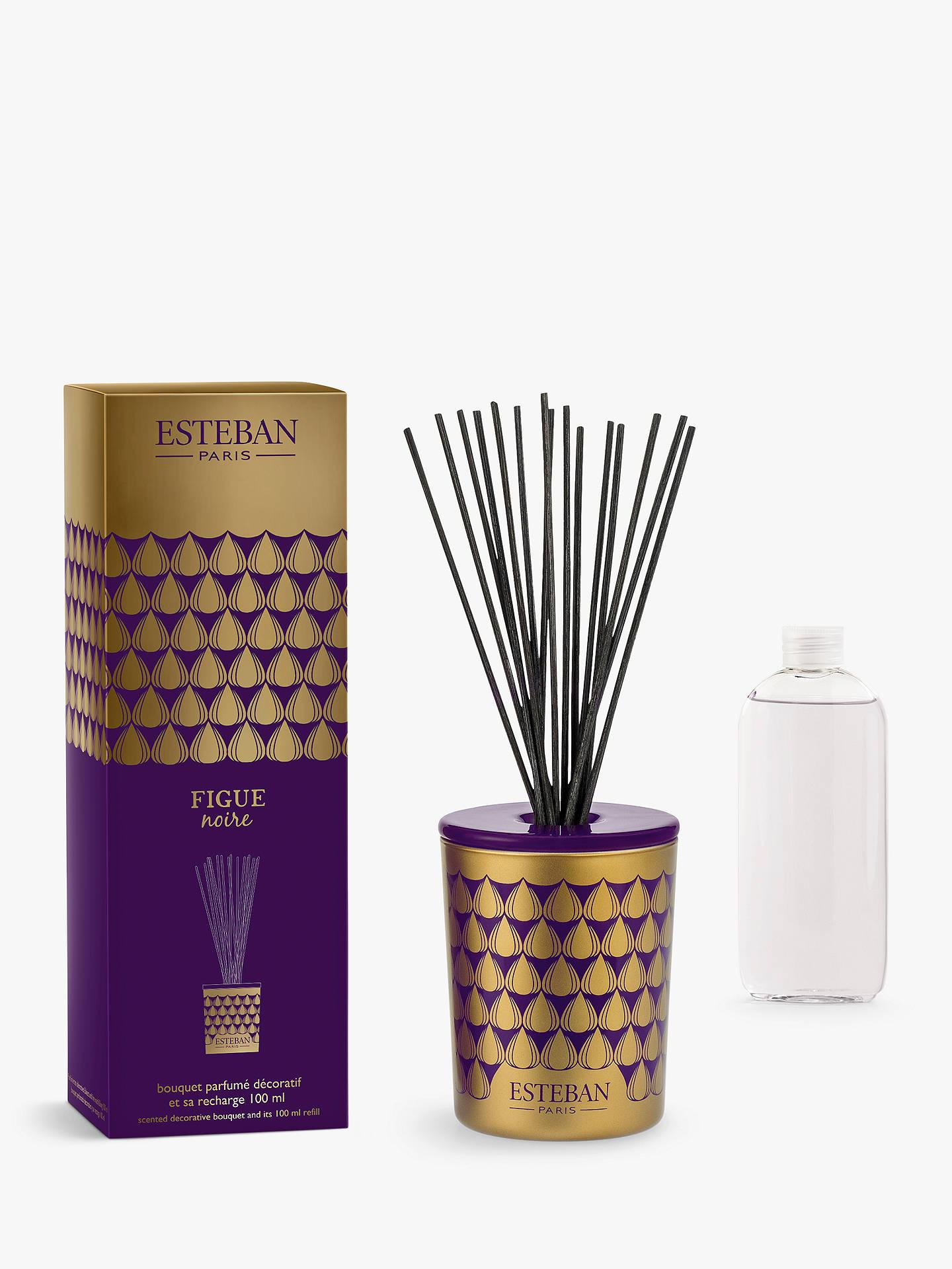 Esteban decorative scented reed diffuser 100ml at john for Decorative diffuser