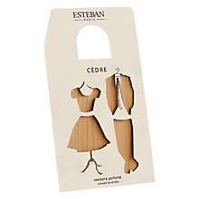 Buy Esteban Cedre Scented Wardrobe Online at johnlewis.com