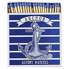 Buy Archivist Anchor Square Box of Matches Online at johnlewis.com