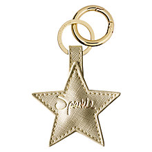 Buy Katie Loxton 'Sparkle' Star Keyring Online at johnlewis.com