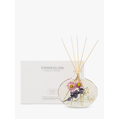 Stoneglow Nature's Gift English Country Garden Diffuser, 200ml