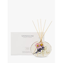 Buy Stoneglow Nature's Gift English Country Garden Diffuser, 200ml Online at johnlewis.com