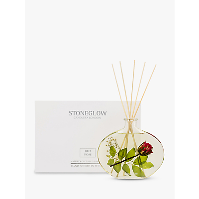 Stoneglow Nature's Gift Red Roses Diffuser, 200ml