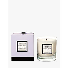 Buy Stoneglow Modern Classics Plum Blossom and Musk Scented Candle Online at johnlewis.com