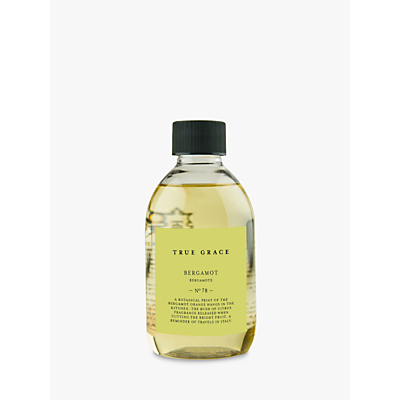 True Grace Village Bergamot Diffuser Refill, 250ml