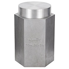 Buy Tom Dixon Alloy Large Scented Candle Online at johnlewis.com