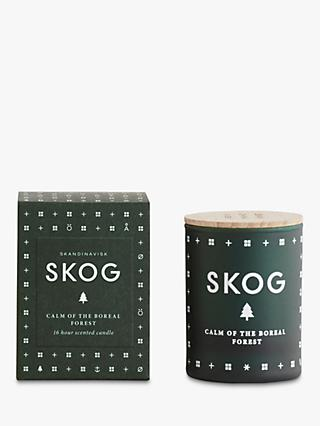SKANDINAVISK Skog Mini Scented Candle with Lid