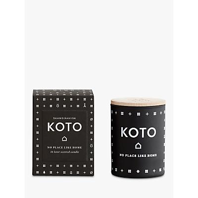 SKANDINAVISK Koto Mini Scented Candle with Lid