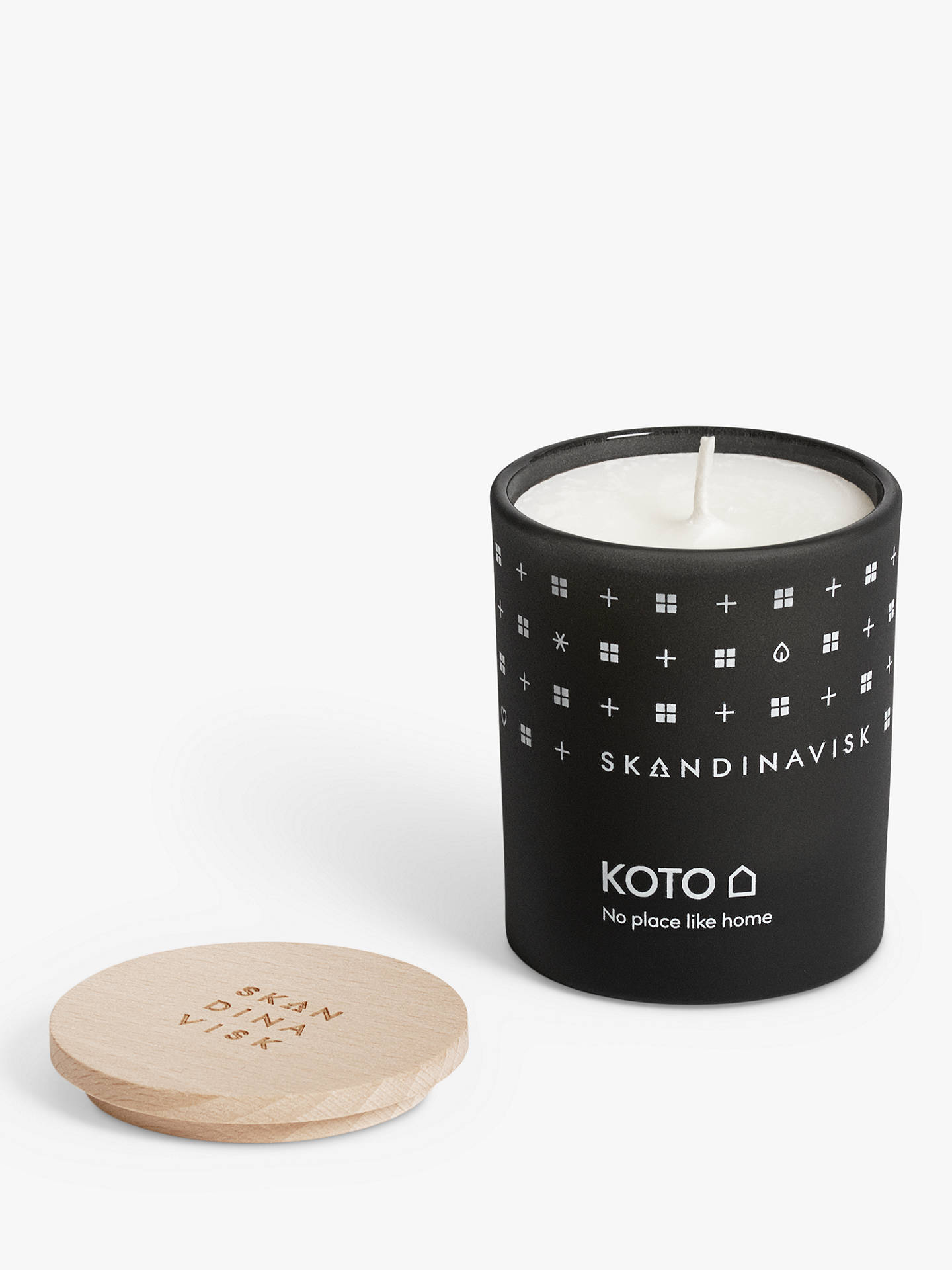 BuySKANDINAVISK Koto Mini Scented Candle with Lid Online at johnlewis.com