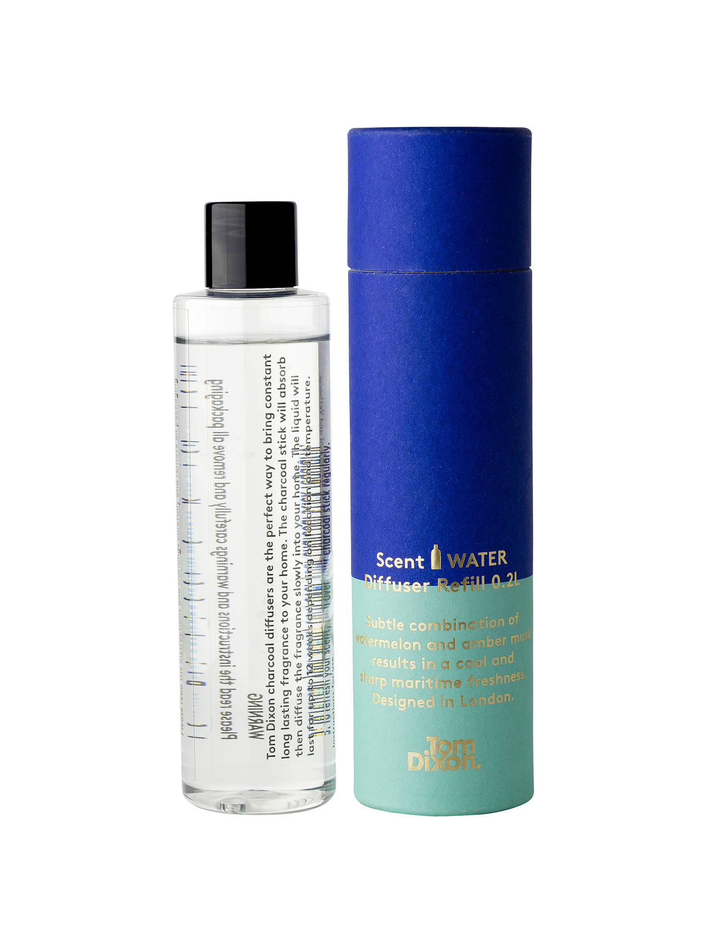 Tom Dixon Diffuser Refill Water At John Lewis Partners Good Hair Spray 200ml Buytom Online