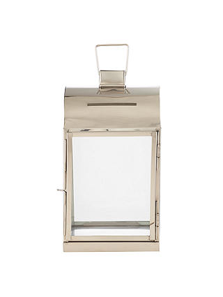 Buy John Lewis Sloane Arch Lantern, Small Online at johnlewis.com