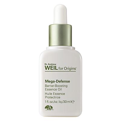 Dr. Andrew Weil for Origins™ Mega-Defence Barrier-Boosting Essence Oil, 30ml