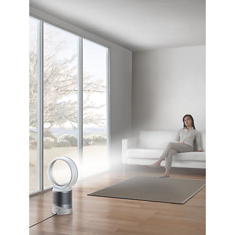 Buy Dyson Pure Cool Link Purifying Desk Fan John Lewis