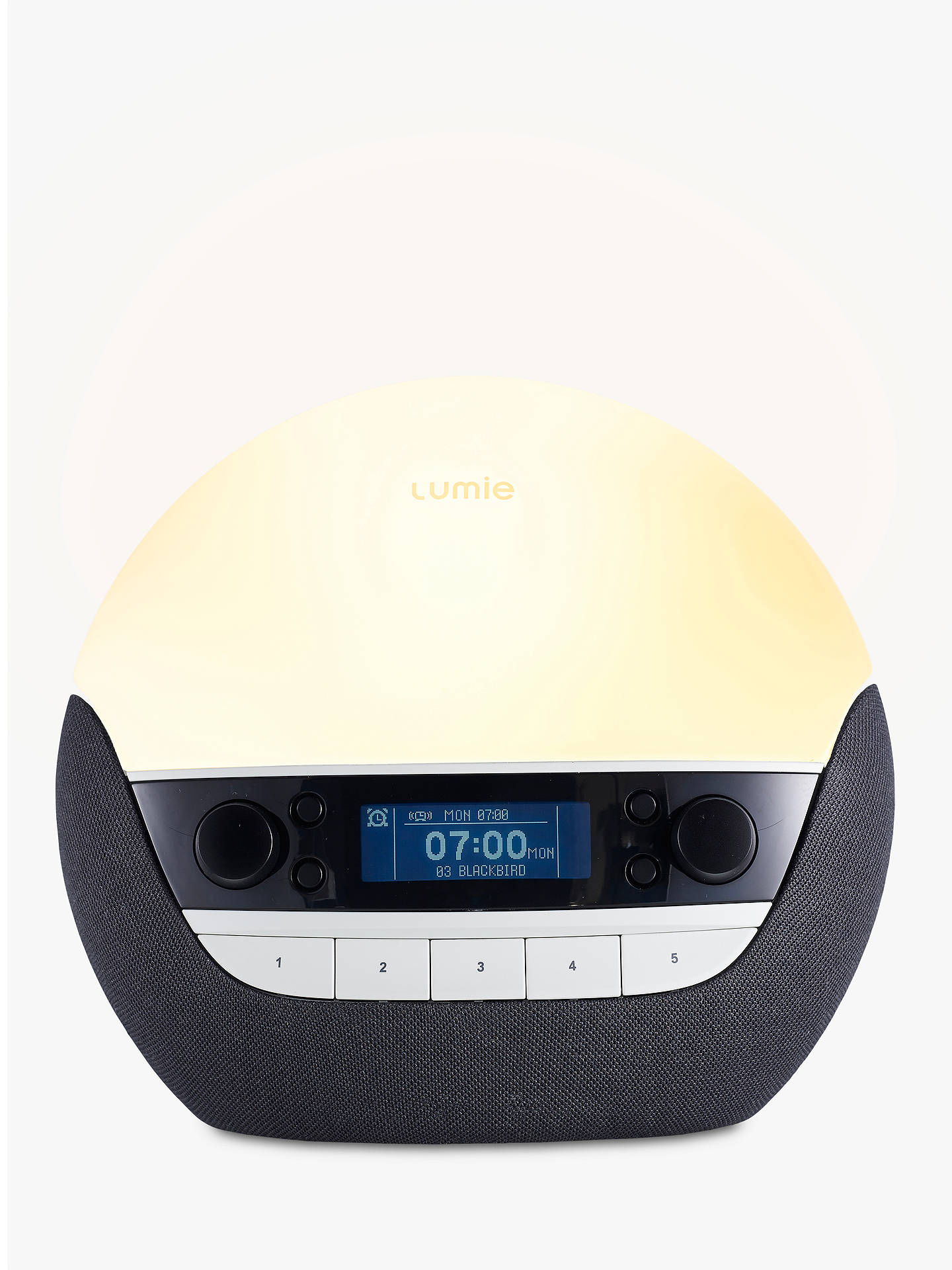 Buy Lumie Bodyclock Luxe 700 Wake up to Daylight SAD Light Online at johnlewis.com