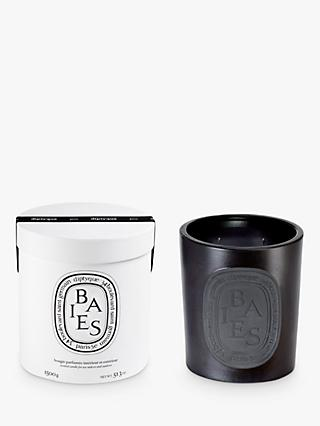 Diptyque Large Indoor & Outdoor Baies Scented Candle, 1500g