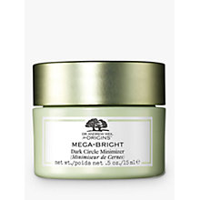 Buy Dr. Andrew Weil for Origins™ Mega-Bright Dark Circle Minimiser, 15ml Online at johnlewis.com