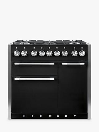 Mercury 1000 Dual Fuel Range Cooker