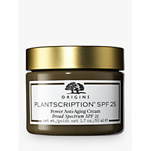Buy Origins Plantscription™ SPF 25 Power Anti-Aging Cream, 50ml Online at johnlewis.com