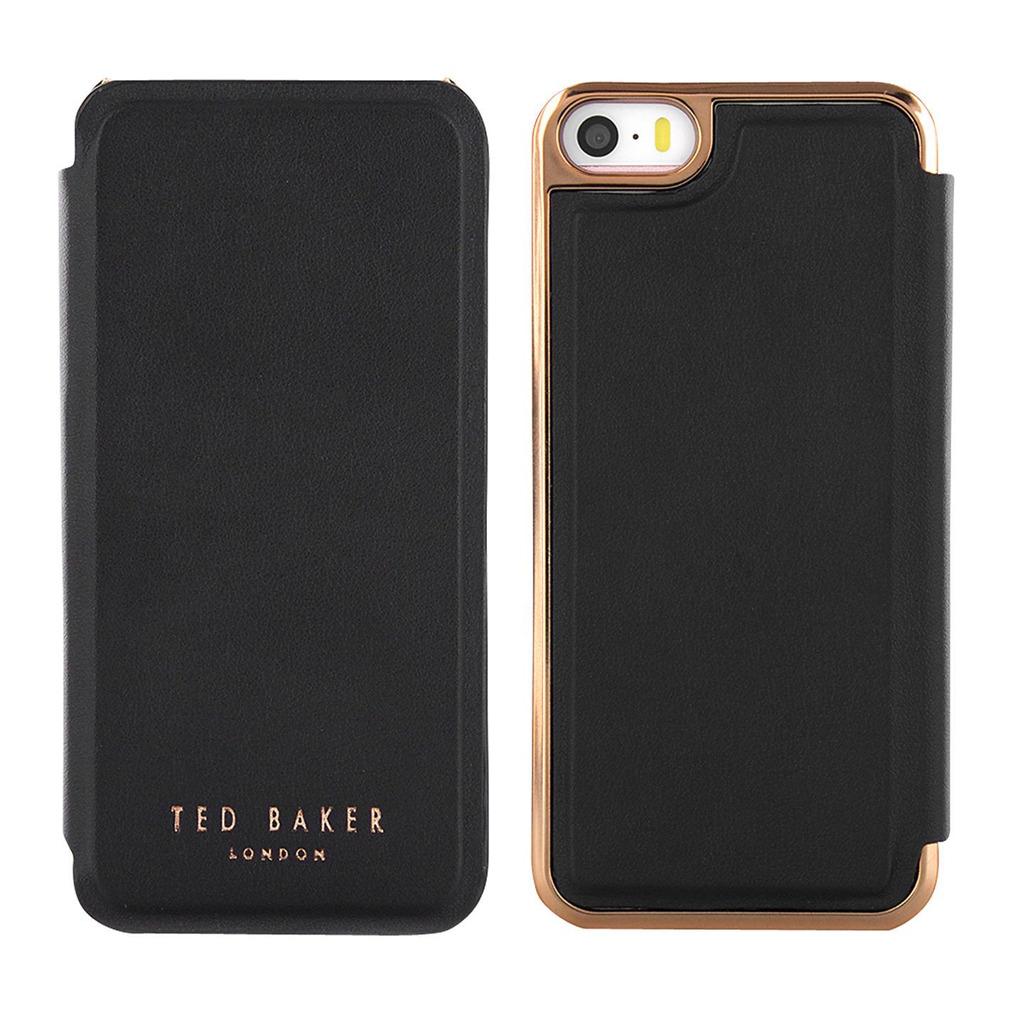 6094279cb1c22 Buy Ted Baker Shannon Case for iPhone SE Online at johnlewis.com