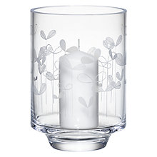 Buy MissPrint Saplings Hurricane Lamp with Candle Online at johnlewis.com
