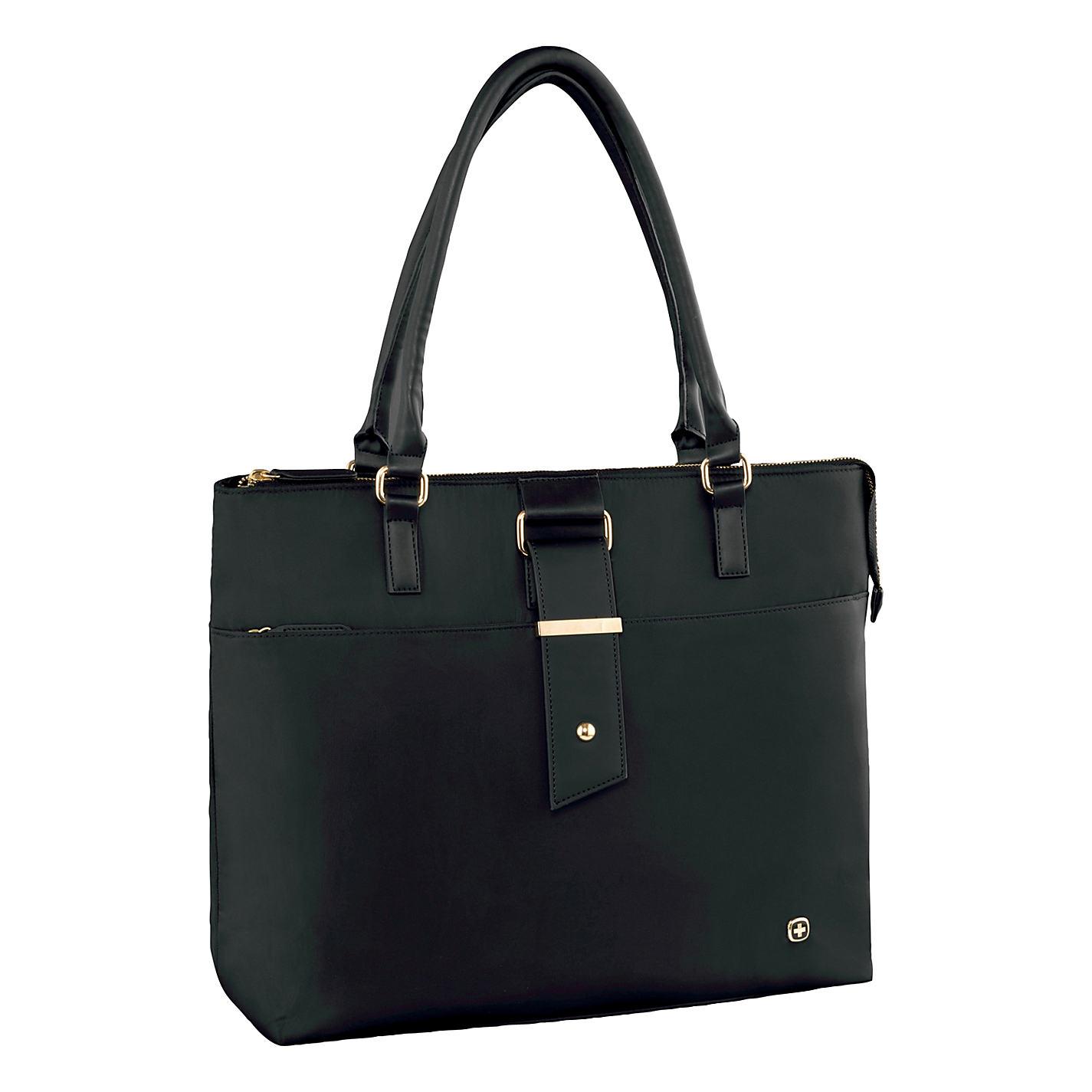 Buy Wenger Ana 156 Laptop Tote Bag Black Online At Johnlewis