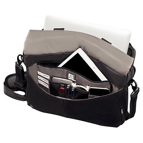 Buy Wenger Route 16 Quot Laptop Messenger Bag John Lewis