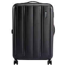 Buy John Lewis Munich 4-Wheel Spinner 80cm Suitcase, Black Online at johnlewis.com