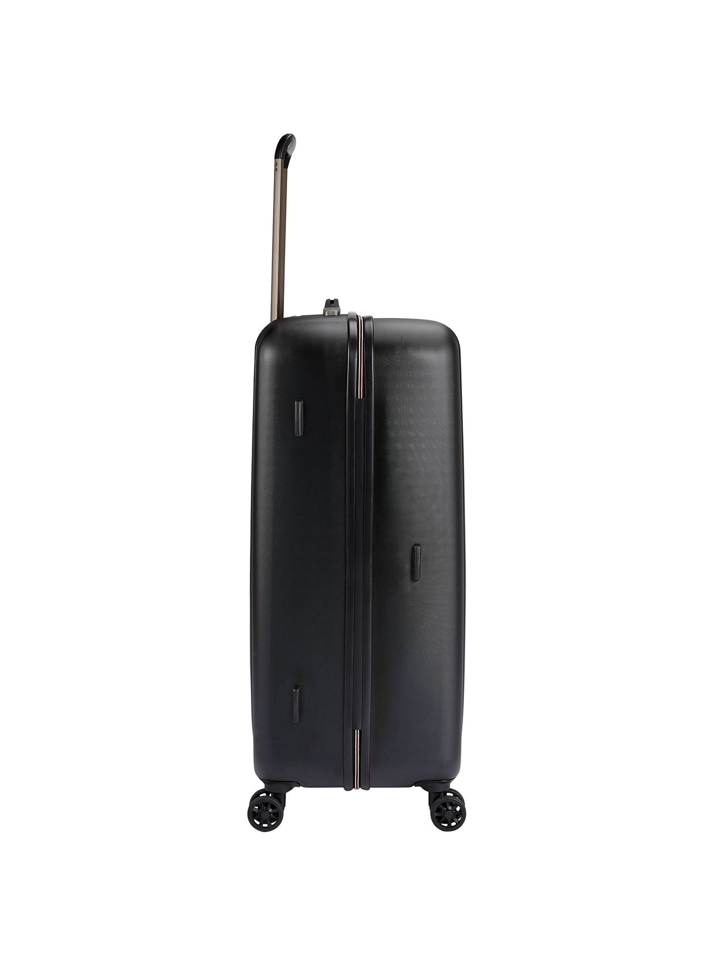 Buy John Lewis & Partners Munich 4-Wheel Spinner 80cm Suitcase, Black Online at johnlewis.com