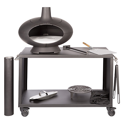Buy Morsø Forno Oven Outdoor Package Online at johnlewis.com