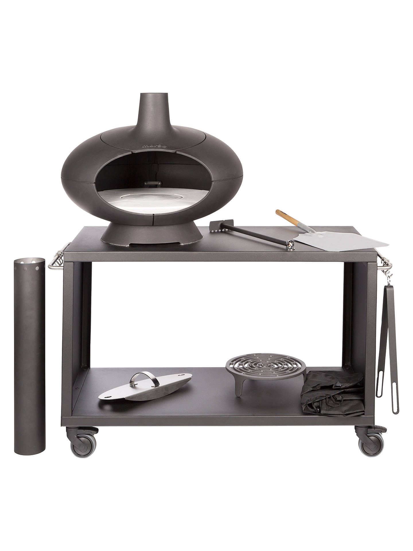 9f025d2249e Buy Morsø Forno Oven Outdoor Package Online at johnlewis.com ...