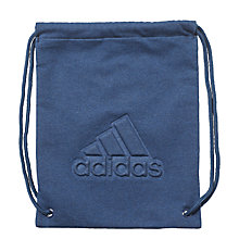 Buy Adidas Drawstring Bag, Collegiate Navy Online at johnlewis.com