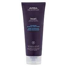 Buy AVEDA Invati™ Thickening Intensive Conditioner Online at johnlewis.com