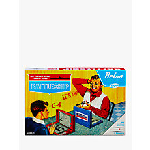 Buy Hasbro Retro Series Battleship Game Online at johnlewis.com