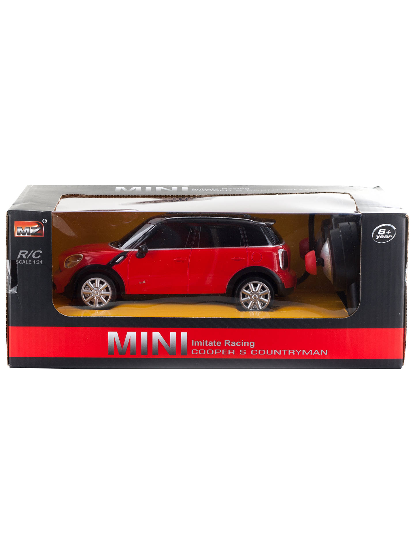 Buy RED5 Mini Cooper Remote Controlled Car Online at johnlewis.com